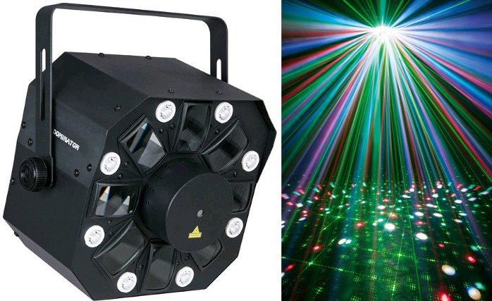 laser licht huren